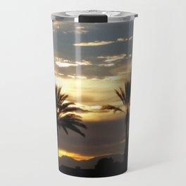 Golden Norco Sunset Travel Mug