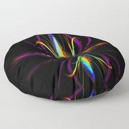 Flowermagic - Light and energy 10 Floor Pillow