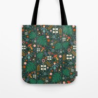 nausicaa Tote Bags featuring Nausicaa by Carly Watts