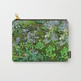 moss wall Carry-All Pouch
