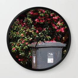 Everything is Beautiful Wall Clock