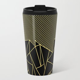 Ab Lines 45 Gold Travel Mug