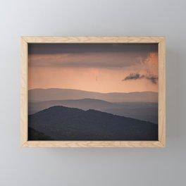 Smoky Mountain National Park II -  97/365 Nature Photography Framed Mini Art Print