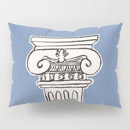 Greek ionic column Pillow Sham