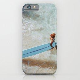 lets surf li iPhone Case