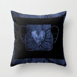 Elysium 2j by Kathy Morton Stanion Throw Pillow