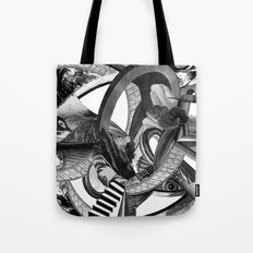 BigBang Tote Bag