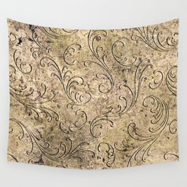 Vintage Damask 17416 Wall Tapestry
