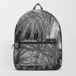 St Patrick's Cathedral New York Art Backpack