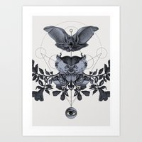 The Panoply Plate 06 Art Print