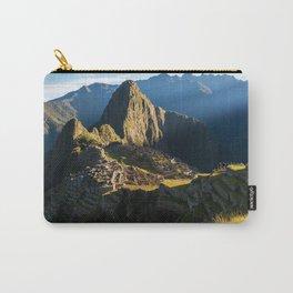 Machu Picchu, Peru Carry-All Pouch