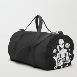 You Are Not Alone Duffle Bag