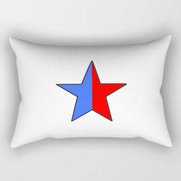 Flag of Paris 1 Rectangular Pillow