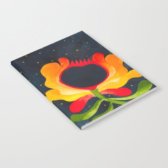 Night blossom  Notebook