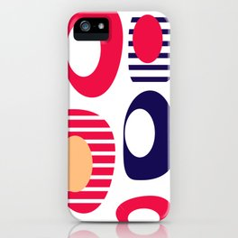 Huge pebbles iPhone Case