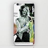 brand new iPhone & iPod Skins featuring The Brand New Look by Marko Köppe