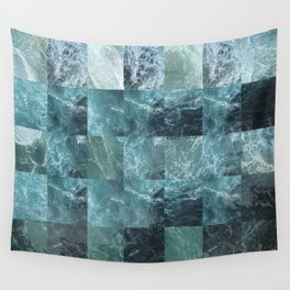 Abstract sea Wall Tapestry