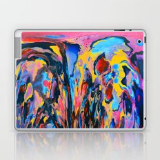Sunset Oil Laptop & iPad Skin
