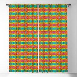 Rainbow Fizz Blackout Curtain
