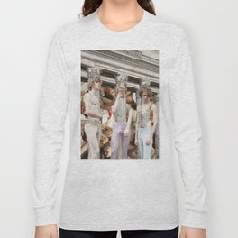 Building Parallels Long Sleeve T-shirt