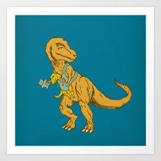 Dinosaur Jr. Art Print