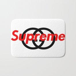 Supreme X Guci Bath Mat