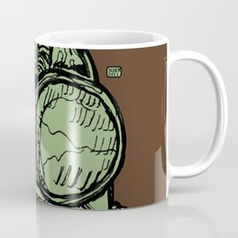 MOTORCYCLE HEADLIGHT Coffee Mug