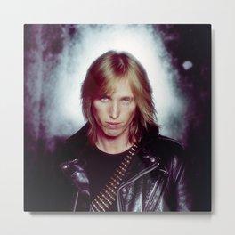 Tom Petty Photo Metal Print