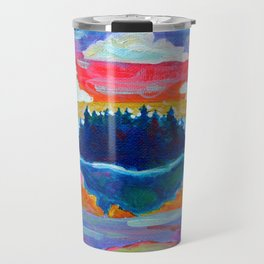 Summer Nights Travel Mug