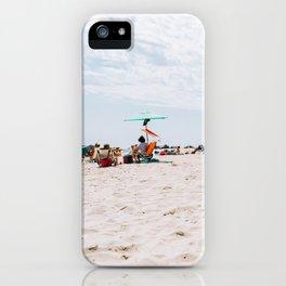 Jersey Shore, 2018. vintage edit iPhone Case