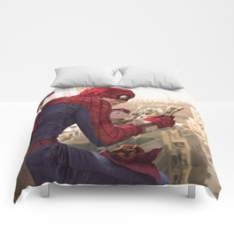 One on One (clean version) Comforters
