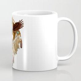 Bald Eagle Mandala Coffee Mug