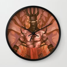 Lord Doviculus Wall Clock