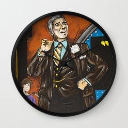 Richard Dawson Wall Clock