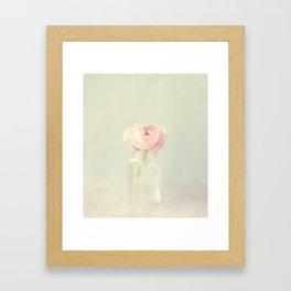 Running out of Titles Framed Art Print