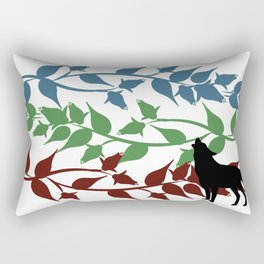 The Wolves of Mercy Falls Rectangular Pillow