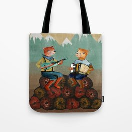 The Foresters Tote Bag