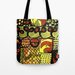 network 2 Tote Bag
