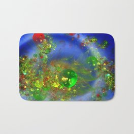 Exploding Universe Bath Mat