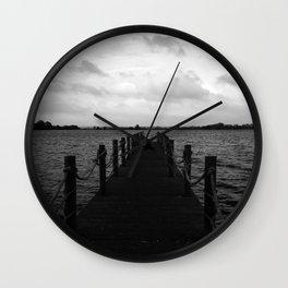 Lough Neagh, Oxford Island  Wall Clock