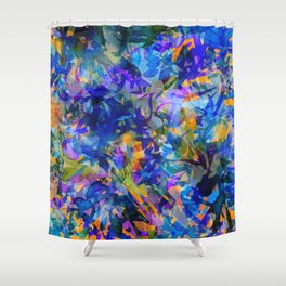 Pacific Kelp Forest Shower Curtain