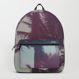 Dreamy Palm Trees Backpack