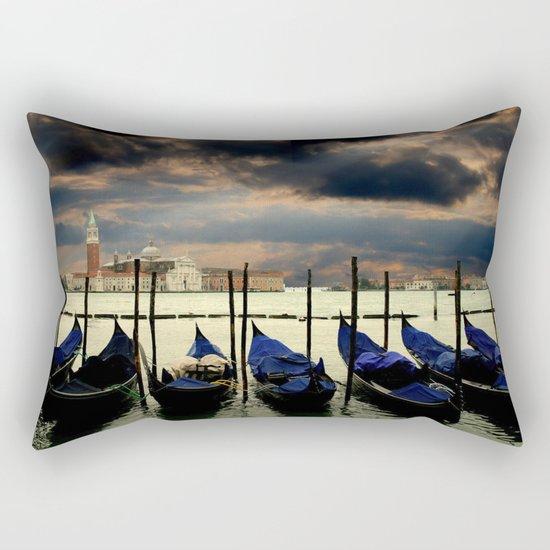 Venice Italy Rectangular Pillow