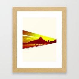 Alvorada Framed Art Print