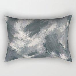 Dark misty look Rectangular Pillow