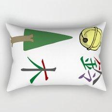 Suzuki - Bell Tree Rectangular Pillow