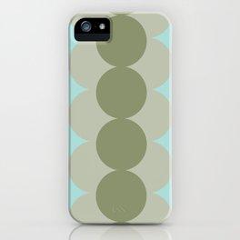 Gradual Oliva Retro iPhone Case