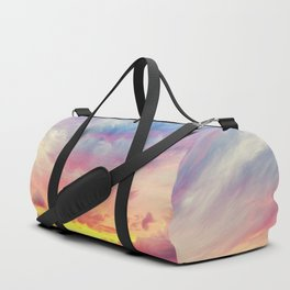 Lonas planet stormy evening Duffle Bag