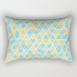 Triangulate Rectangular Pillow