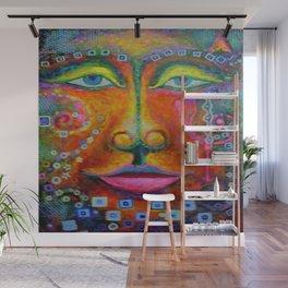 The Story Teller  Wall Mural